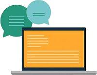 e-shop chat