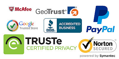 Products trust seals